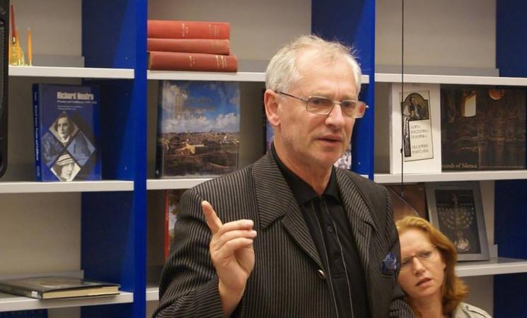Arkadijus Vinokuras. Kodėl lietuviai gėdijasi žydų gelbėtojų?