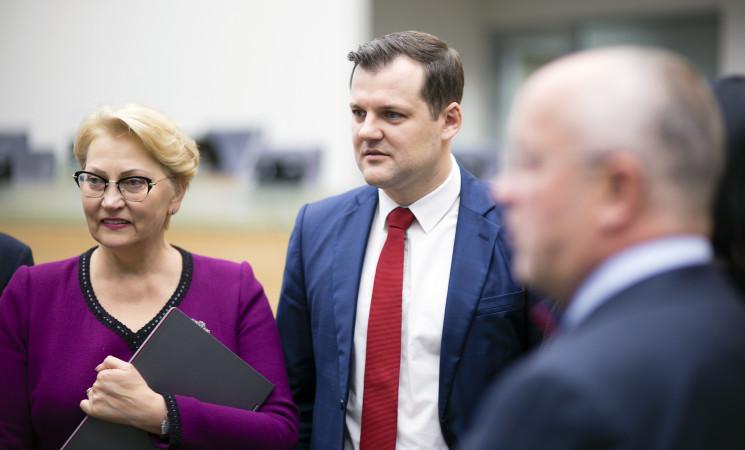 Socialdemokratai siūlo naują požiūrį tautinėms mažumoms