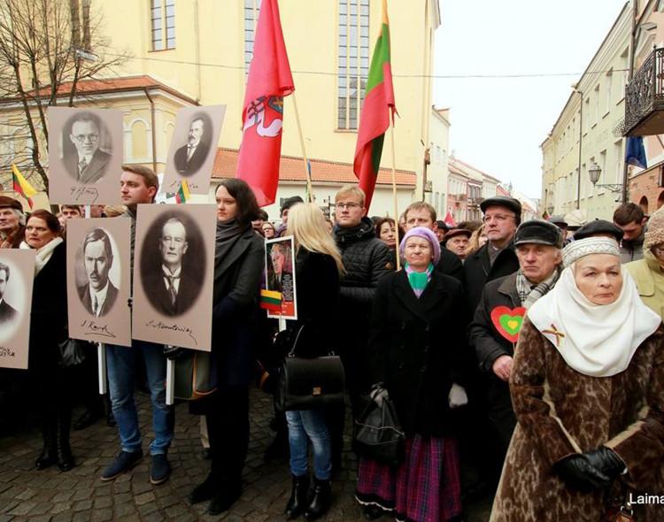 Lietuvos valstybės keliu