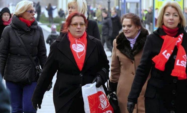 Einam į svečius pas Vilniaus socialdemokratus