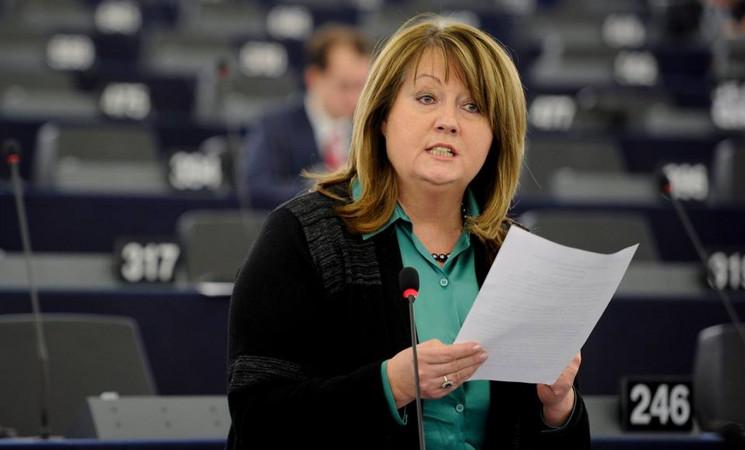 Vilija Blinkevičiūtė. Mes – socialinis skydas Lietuvai ir Europai