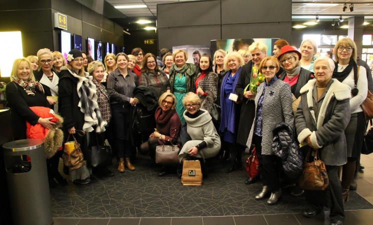 Moters diena. Vilniaus miesto klubas pakvietė į kiną