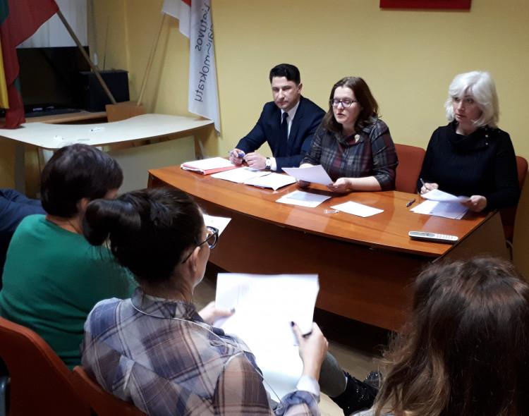 Vilniaus socialdemokratai: mums rūpi mūsų miestas
