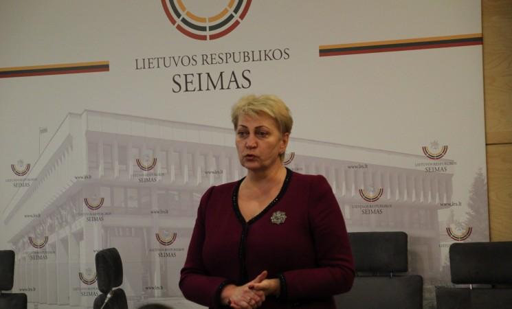 Rasa Budbergytė. Kol vyriausybė darbdavių pusėje – nebus sutarimo dėl minimalios algos