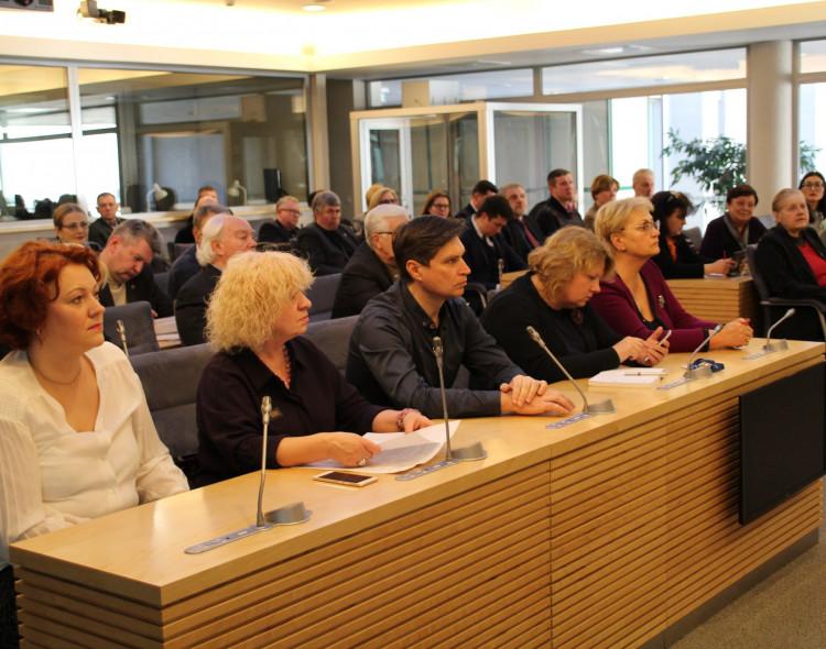 Vilniaus socialdemokratai:  valdančiųjų reformos nukrypo nuo kurso