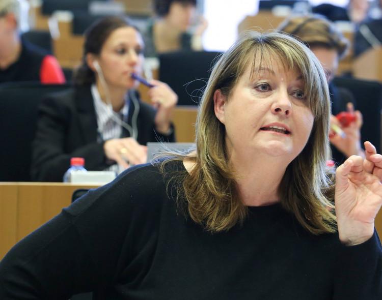 Vilija Blinkevičiūtė. Ant interesų svarstyklių – ir ES parama Lietuvai