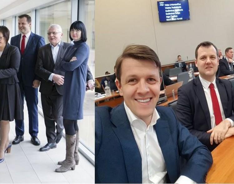 Vilniaus socialdemokratai kviečia sprendimų ieškoti kartu
