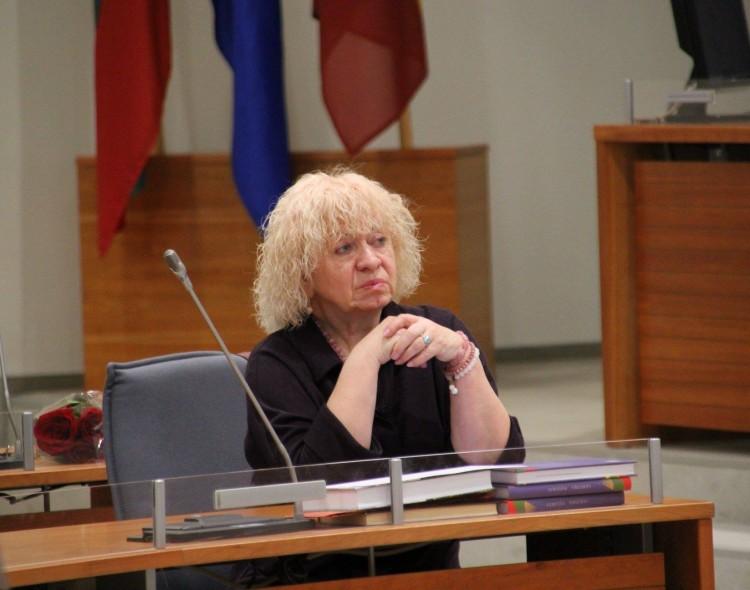 Naujamiesčio poskyrio taryba. Renė Jakubėnaitė lieka vadovauti poskyriui