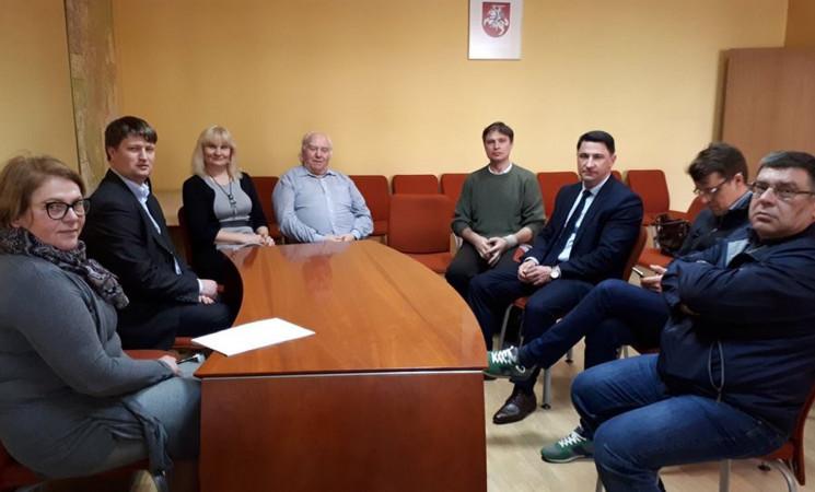 Vilniaus socialdemokratai plečia  sostinės bendruomeniškumo erdves