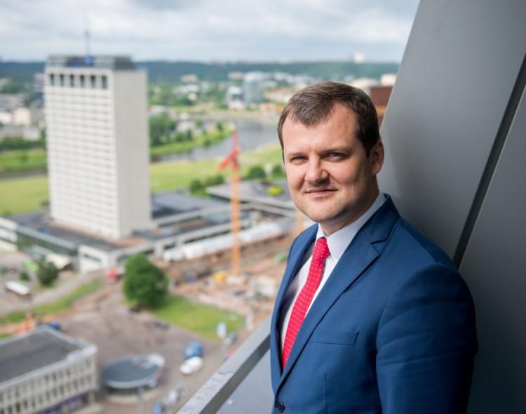 G. Paluckas: siūlome investuoti į minkštąjį saugumą