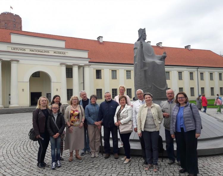 Laisvalaikis kartu. Pažintis su  Lietuvos nacionaliniu muziejumi