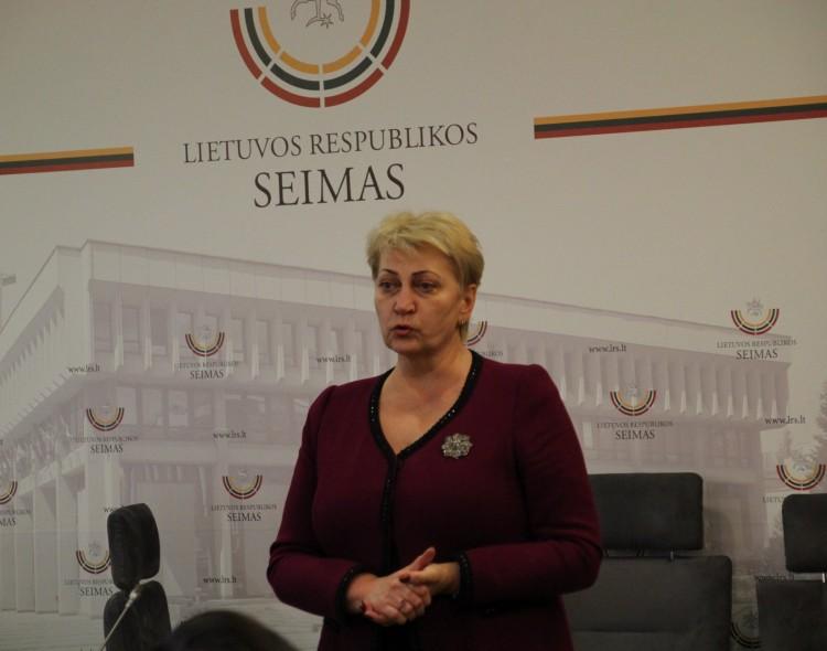 Rasa Budbergytė. Už vyriausybės troškimą gerinti investicinį šalies klimatą, gali tekti susimokėti kiekvienam