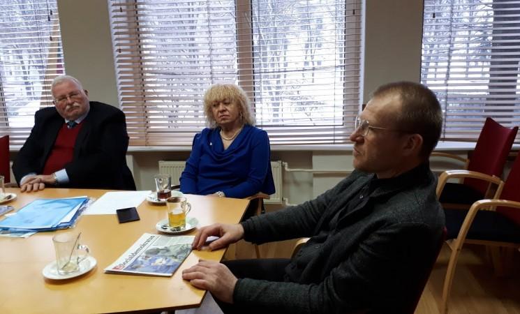 LSDP Kultūros komitetas: turime stiprinti dialogą