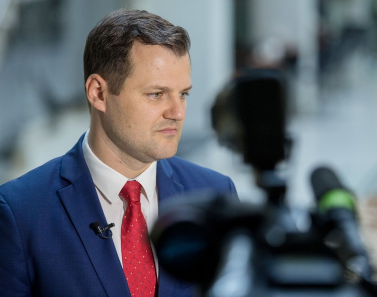 G.Paluckas apie premjero manevrą: problemų priežastis – ne ministrų pavardės