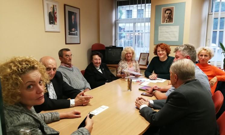 Naujamiesčio poskyrio taryboje -  dėmesys kultūrai ir socialiniams reikalams