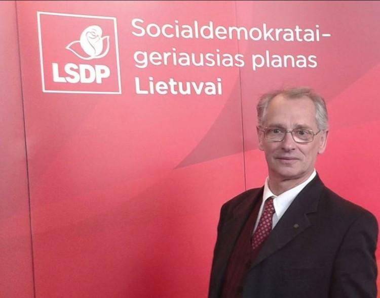 Arkadijus Vinokuras. Kokio prezidento nereikia Lietuvai?