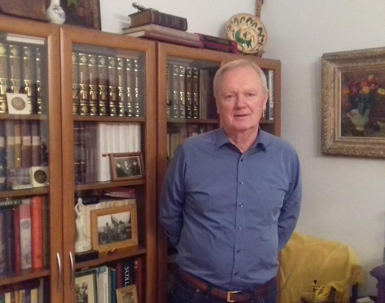 Vytautas Plečkaitis: Demokratijos turime tiek, kiek esame drąsūs ją apginti