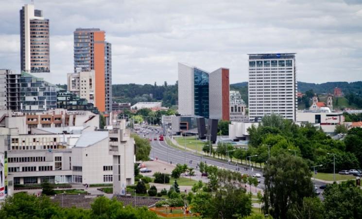 Spalio 30 dieną  kviečiame į Vilniaus miesto bendrojo plano projekto aptarimą