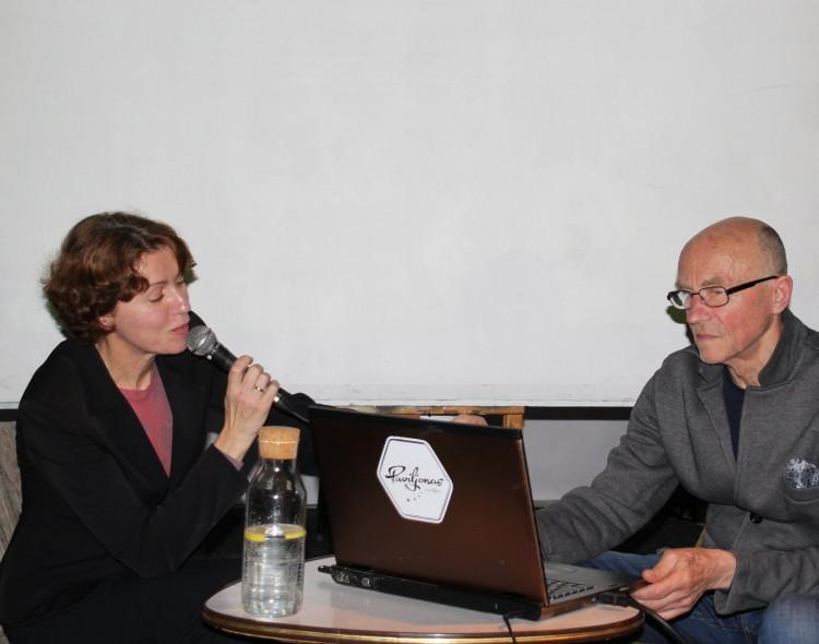 Susitikime su tapytoju A. Beinaravičiumi – diskusija apie kultūros politiką ir kūrybos laisvę