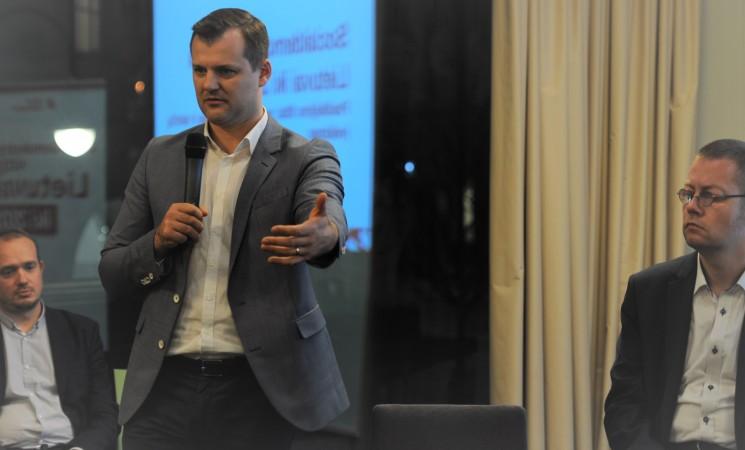 Socialdemokratinė vizija Lietuvai: kaip tiesime pasitikėjimo tiltus?