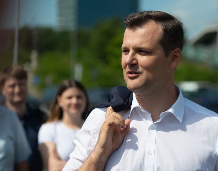 Gintautas Paluckas. Kairioji alternatyva Lietuvai