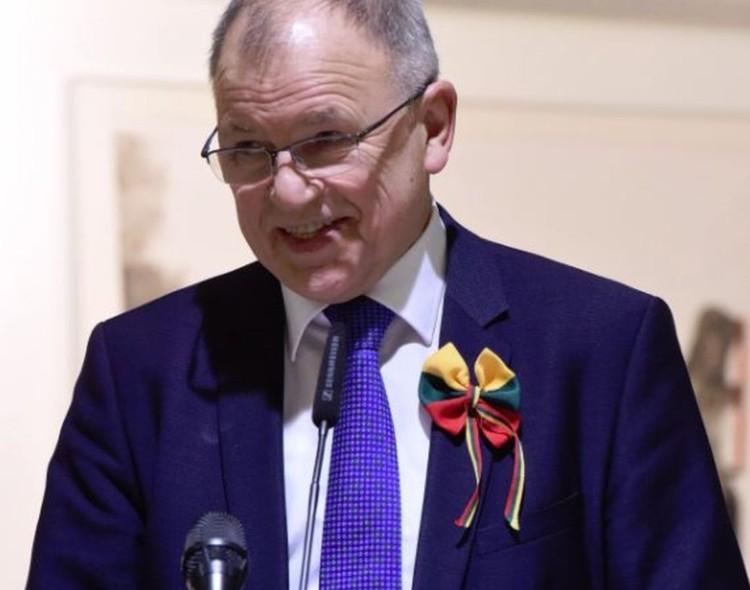 V. Andriukaičio kandidatūrą parėmė beveik 30 tūkst. žmonių.