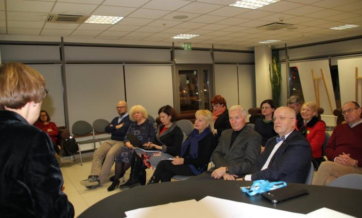 Vilniaus socialdemokratams rūpi Tauro kalno istorija, dabartis ir vizija