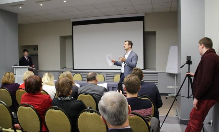 Socialdemokratų Vilnius: atveriantis galimybes, besirūpinantis ir patogus