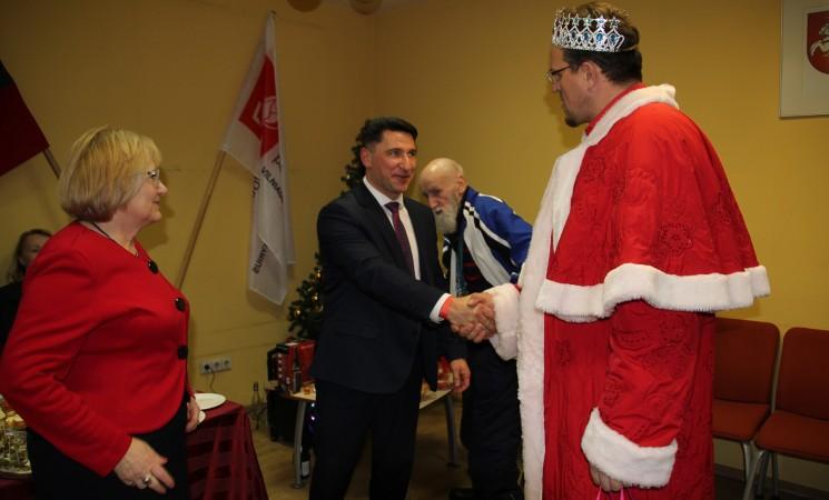 Vilniaus socialdemokratų šventėje - linksmos nominacijos ir malonūs palinkėjimai