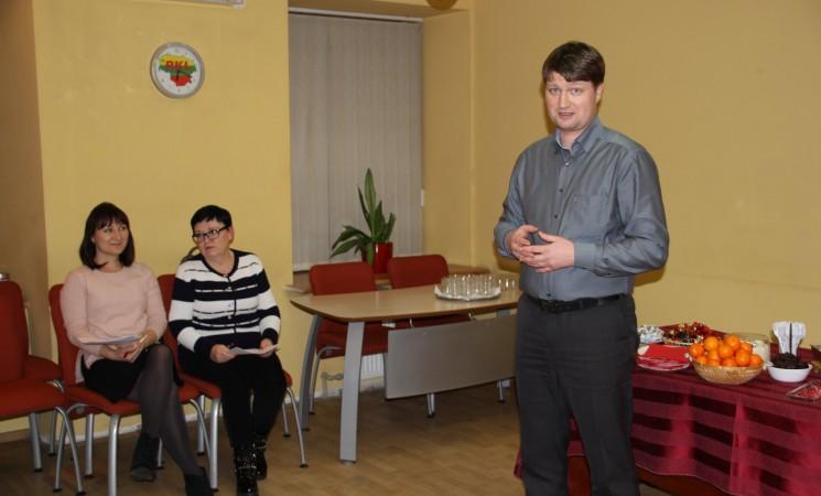 Daugiatautė Vilniaus socialdemokratų bendruomenė sutiko senuosius Naujuosius metus