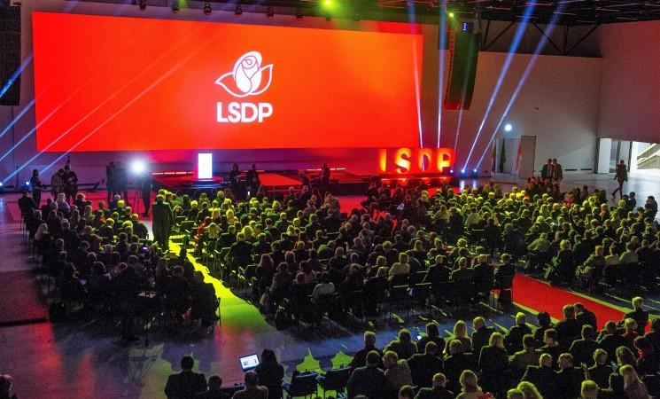 Rinkimai parodė, kad LSDP – didžiausia ir stipriausia politinė jėga