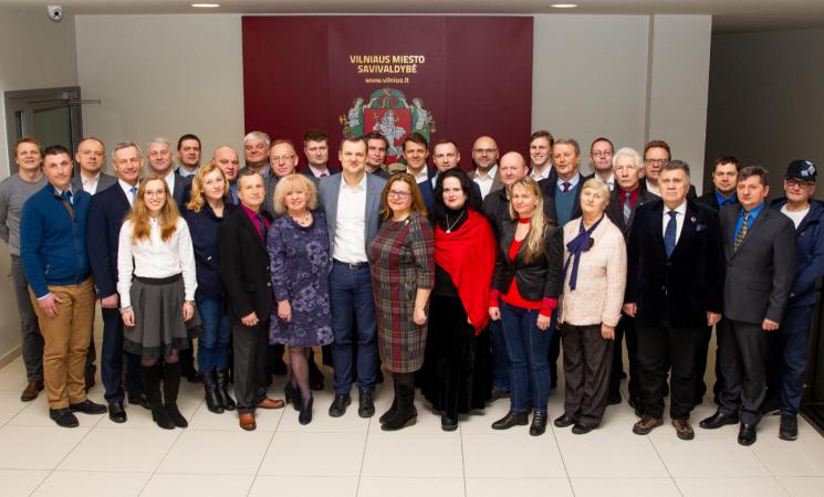 Sostinės rinkėjams pristatome LSDP Vilniaus miesto skyriaus kandidatų sąrašą