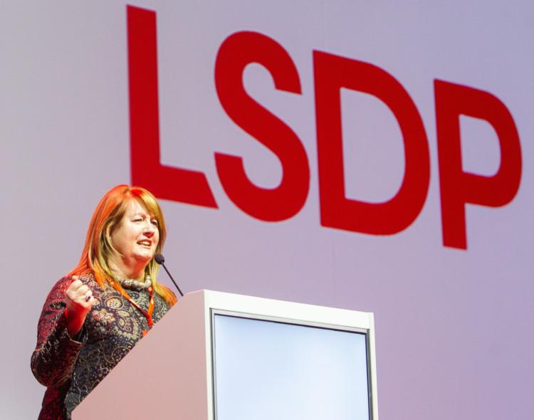 Į Europos Parlamentą socialdemokratus veda V. Blinkevičiūtė