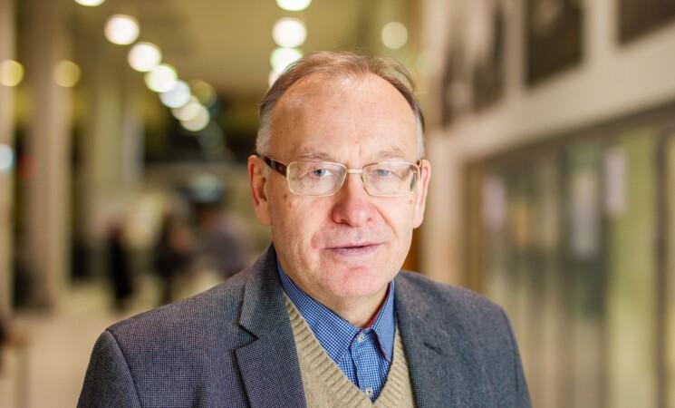 Fabijoniškių poskyrio tarybos pirmininku išrinktas Alfonsas Brazas