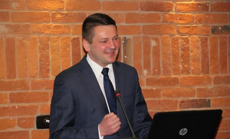 Algirdas Pieniuta išrinktas LSDP Vilniaus miesto skyriaus pirmininku