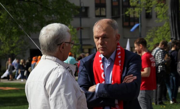 """Vytenis Povilas Andriukaitis: """"Lietuvai būtini pokyčiai"""""""