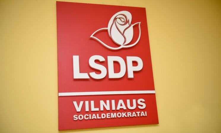 Kandidatu į LSDP pirmininkus Vilniaus socialdemokratai iškėlė Juozą Oleką