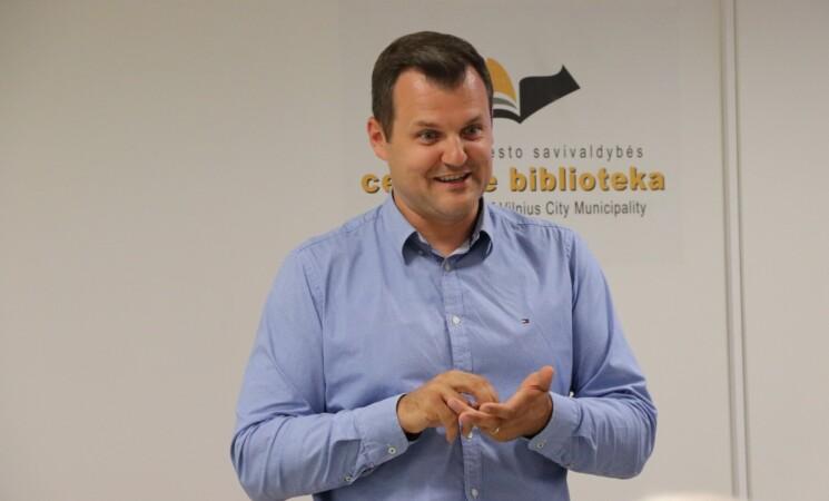 G.Paluckas: rinkimai Žirmūnų apygardoje - partijos politikos dalis
