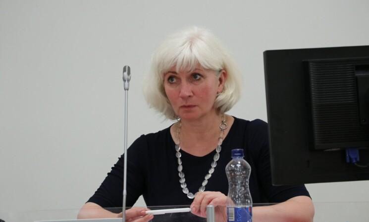 Vilniaus skyriaus atsakingosios sekretorės pareigos vėl patikėtos Lijanai Kairienei