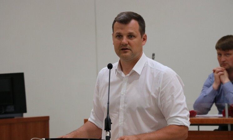 G.Paluckas: mes nesiekiame pirmalaikių rinkimų