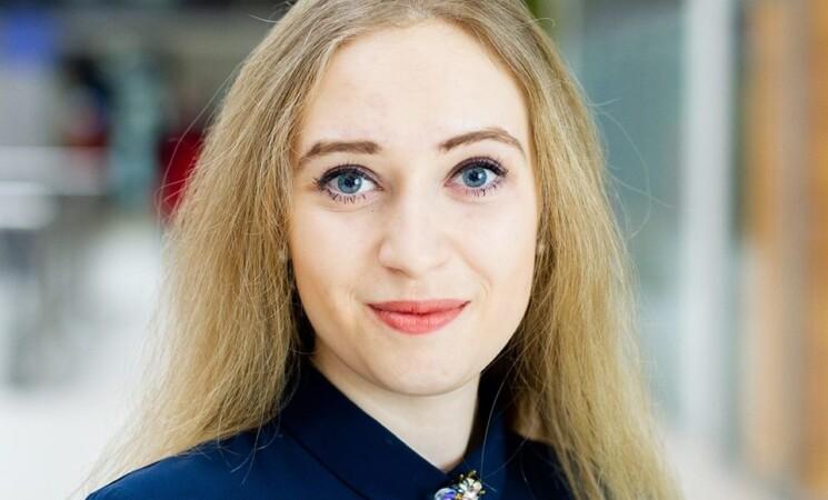 LSDP Vilniaus miesto skyriaus koordinatore paskirta Fausta Roznytė