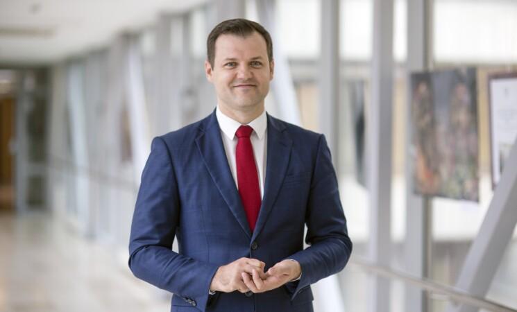 G. Paluckas: Nepriklausomybės atkūrimas – visų Lietuvos žmonių nuopelnas