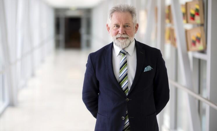 A. Sysas perspėjo apie grėsmę laiku negauti pensijos: valdžia vėl lipa ant to pačio grėblio