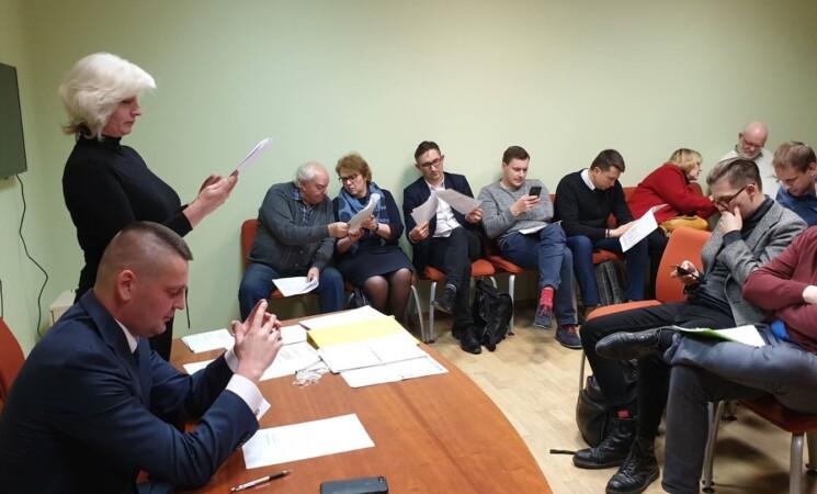 Vilniaus miesto skyrius planuoja struktūros pokyčius