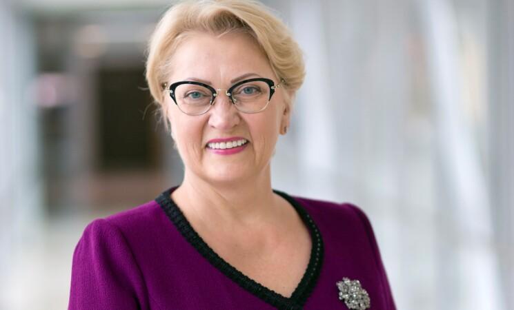 Seimo socialdemokratų frakcija išsirinko naują seniūnę