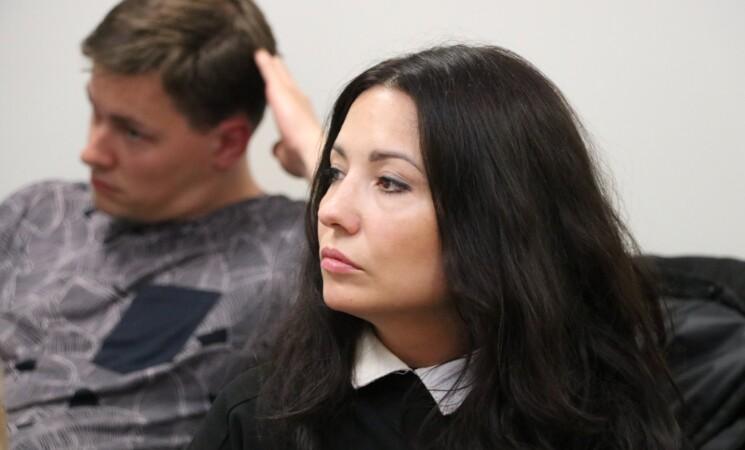 Vilniaus miesto skyriaus Moterų klubui vadovaus Julija Kvedorelytė