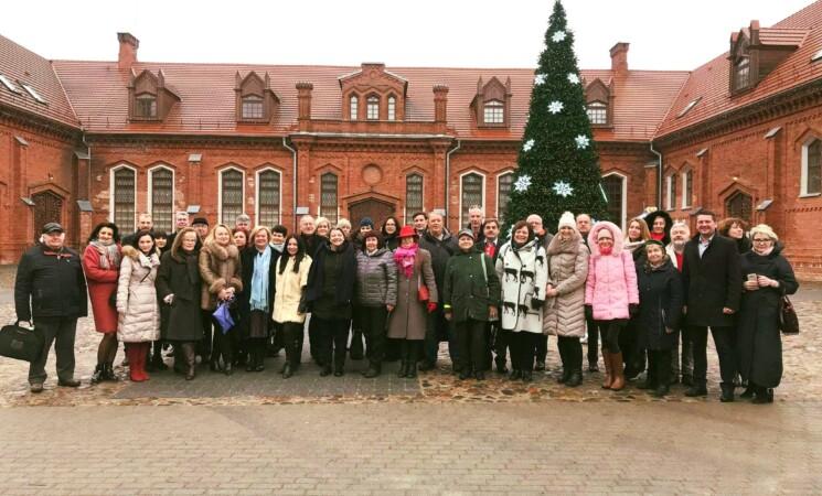 """Vilniaus socialdemokratai konferencijoje """"Gerovės valstybė socialinėje Europoje – socialdemokratinė vizija"""""""
