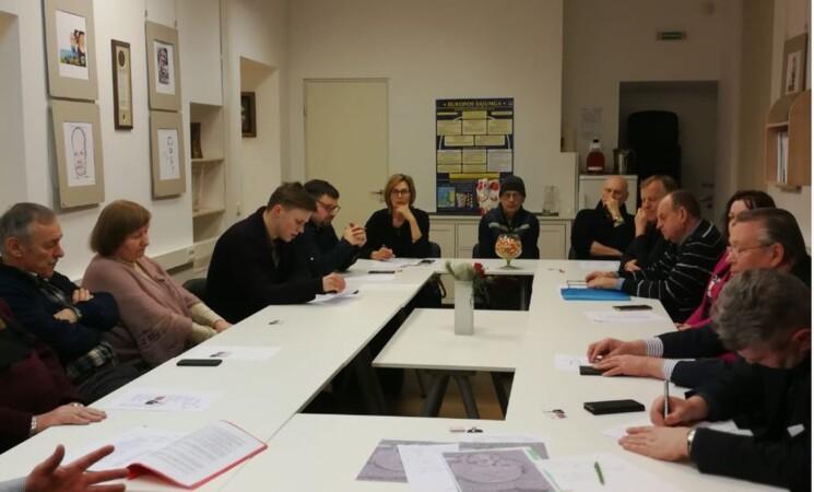 Socialdemokratų akiratyje - dėmesys kultūrai ir kūrybiškumo svarbai