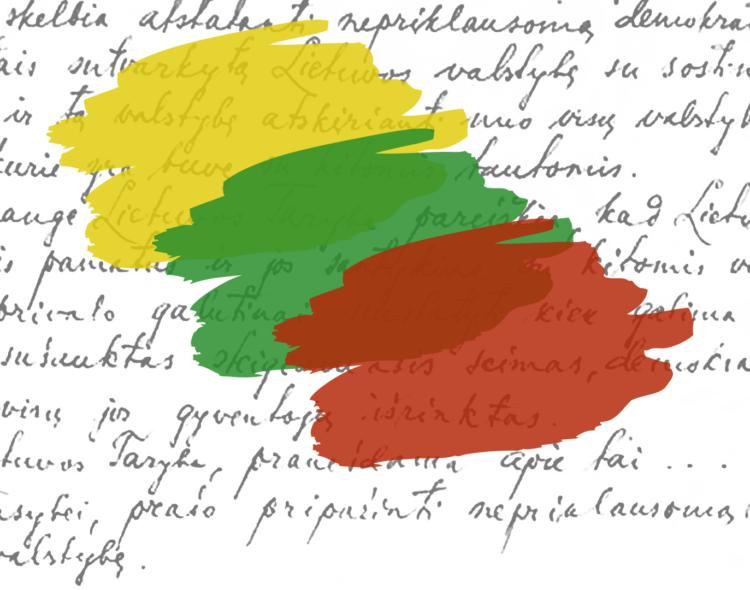 Vasario 16-osios aktas – kairiųjų autorystė