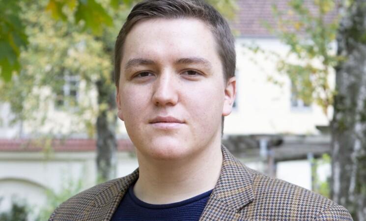 Lukas Tamulynas. Puota maro metu arba demokratija pralaimi